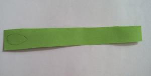 Step 4: paper craft tree tutorial