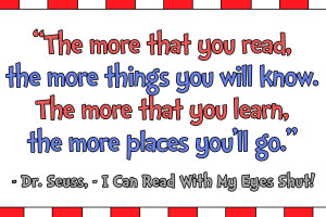 Dr. Seuss - Quotes