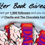Literacy Week 2015 - Book Giveaway
