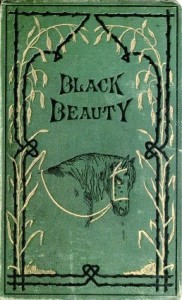 Black Beauty Book (Animals from children's books)
