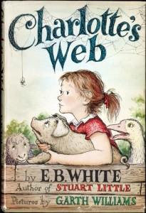 Charlottes Web - Charlotte (Animals from children's books)