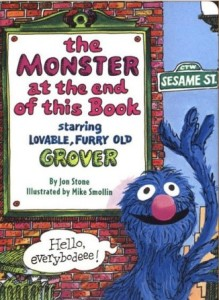 The Monster at the End of This Book - Halloween Books for Kids