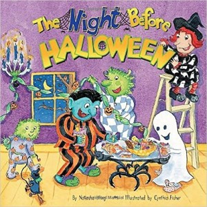 The Night Before Halloween - Halloween books for kids