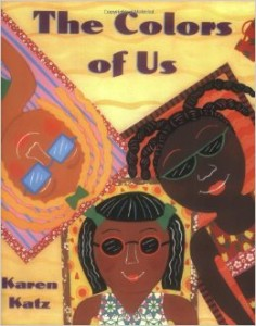 The colour of us - Children's Book's on Diversity