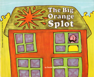 The_Big_Orange_Splot - Children's Books about Diversity