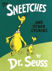 The_Sneetches_and_Other_Stories - Children's Books about Diversity