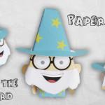 Paper craft Wizard Tutorial