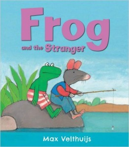 Frog and the Stranger - children's anti-bullying books