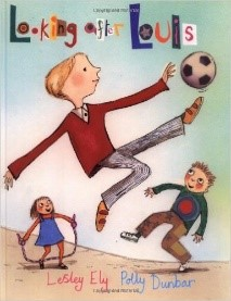 Looking After Louis - children's anti-bullying books