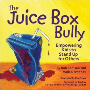 The Juice Box Bully - children anti-bullying books