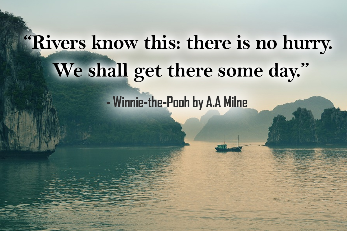 Quotes About Rivers | 10 Winnie The Pooh Quotes With Pictures You Ll Love