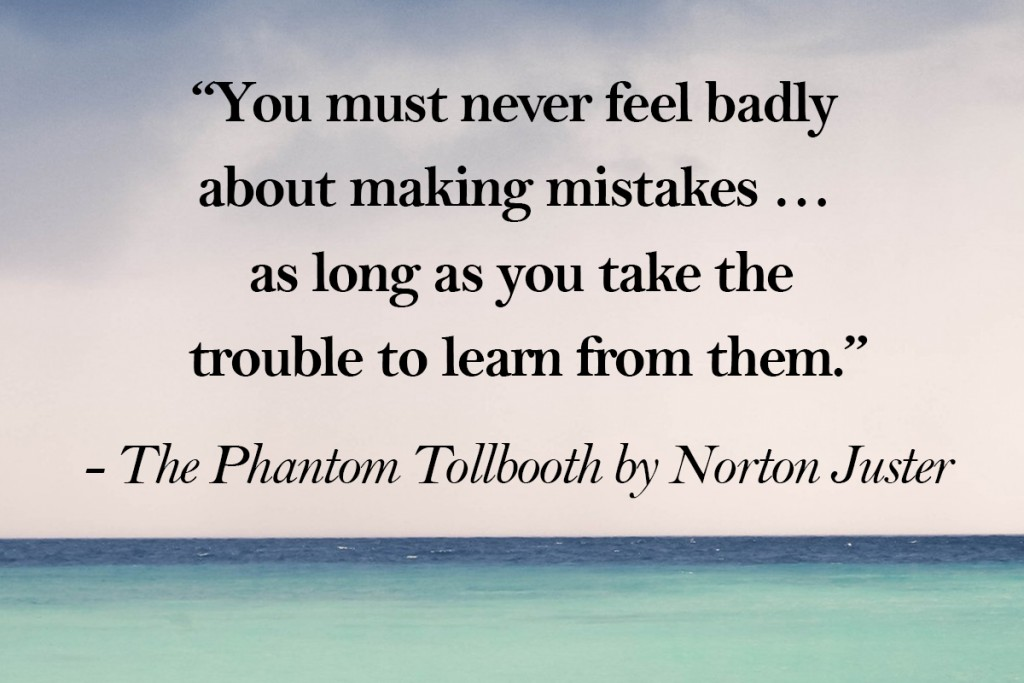 phantom tollbooth quote _ 10 Life lessons I've learned from Children's Books