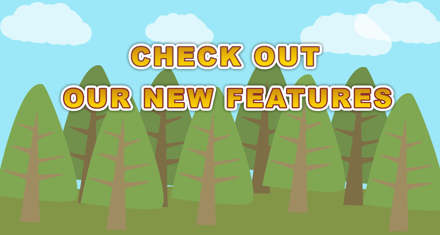 Imagine Forest - New feature - online story creator for kids