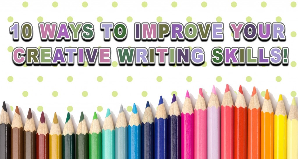 10 ways to improve your creative writing skills for kids - Imagine Forest