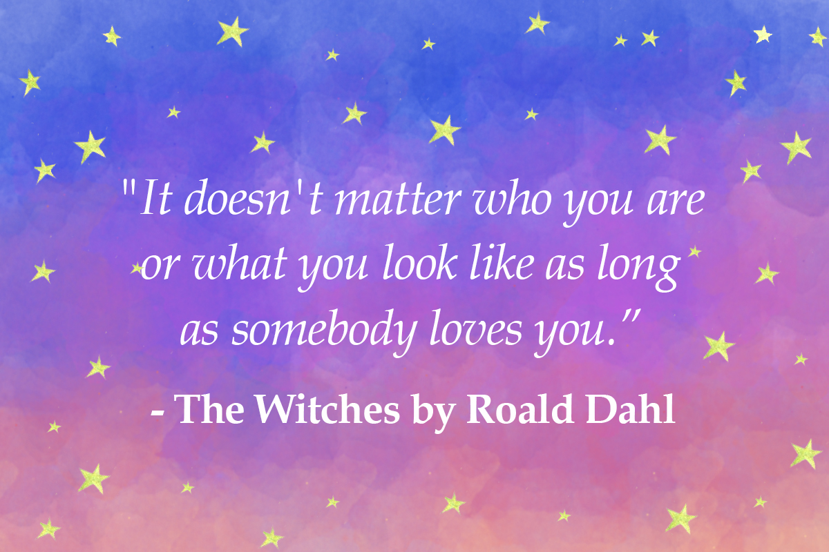 the witches - top 10 roald dahl quotes Imagine Forest