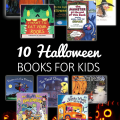 Halloween books for kids - imagine forest