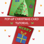 3D christmas card tutorial for kids - imagine forest_v2
