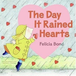 Valentine's Day picture books_The day it rained heart