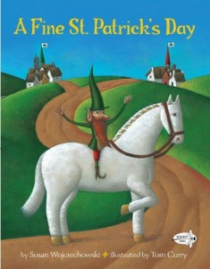 A Fine St. Patrick's Day_ St. Patrick's Day books for kids _Imagine Forest