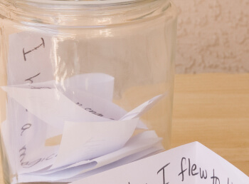 Storytelling Activities for Kids on story-telling day_story-telling prompts jar_imagine forest
