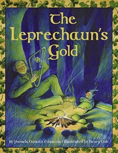 The Leprechaun's Gold_ St. Patrick's Day books for kids _Imagine Forest