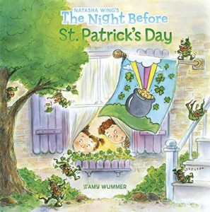 The Night Before St. Patrick's Day_ St. Patrick's Day books for kids _Imagine Forest