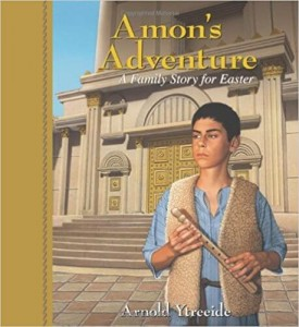 Easter books for kids aged 8 to 11 _ Amon's Adventure A Family Story for Easter _ Imagine Forest