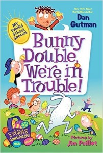 Easter books for kids aged 8 to 11 _ My Weird School Special Bunny Double, We're in Trouble _ Imagine Forest