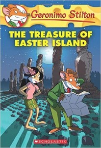 Easter books for kids aged 8 to 11 _ The Treasure of Easter Island _ Imagine Forest