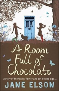 Easter books for kids aged 8 to 11_ A Room Full of Chocolate _ Imagine Forest