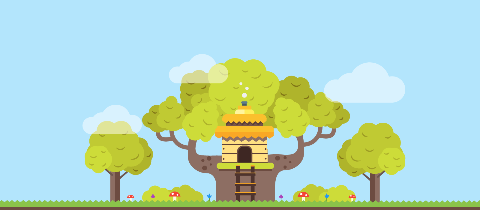 新利18app官网下载想象森林_孩子们的创意写作资源