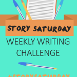 story saturday _ writing challenge _ imagine forest