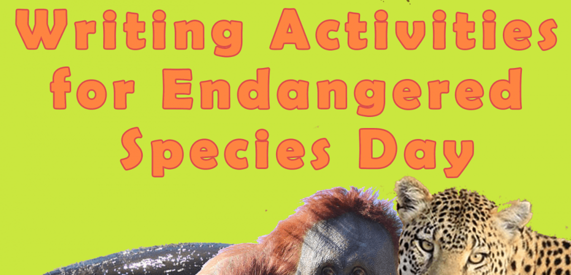 writing activities for endangered species day_Imagine Forest