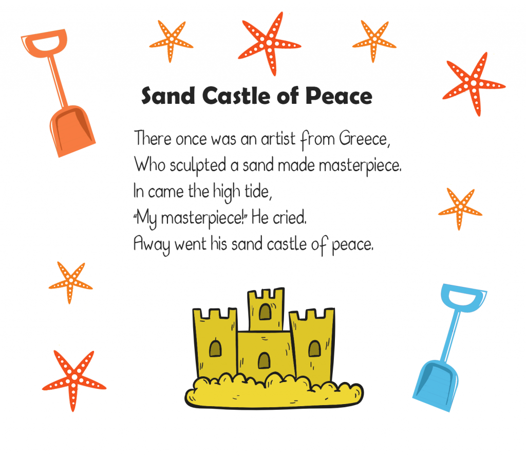 imagine forest_ story saturday _ sand castle poems for kids