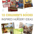 12 Children's book inspired nursery ideas _ Imagine forest