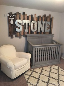 Children's Book Inspired Nursery _ The wild wood chronicles