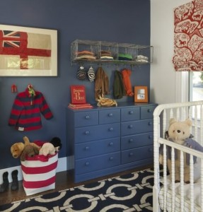 Children's Book Inspired Nursery _ Paddington Bear Nursery
