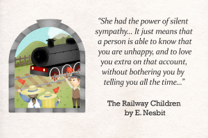 Inspirational Quotes from The Railway Children_quote image_5