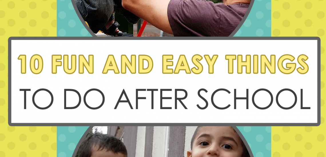 10 easy and fun things to do after school_imagine forest