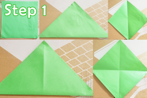 step 1_ DIY Animal Envelopes tutorial
