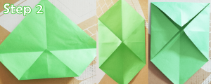 step 2_DIY Animal Envelopes tutorial