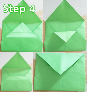 step 4_DIY Animal Envelopes tutorial