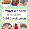 5 Ways Wooden Toys Support Child Development _ imagine forest