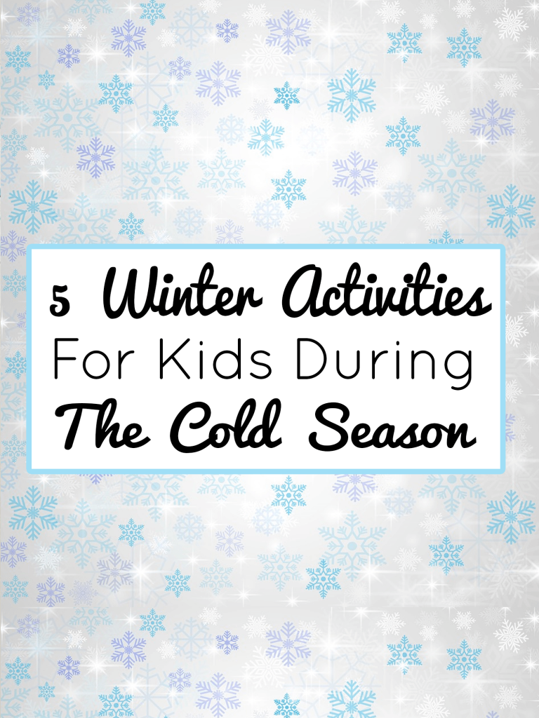 5 Winter Activities for Kids During The Cold Season _ Imagine Forest