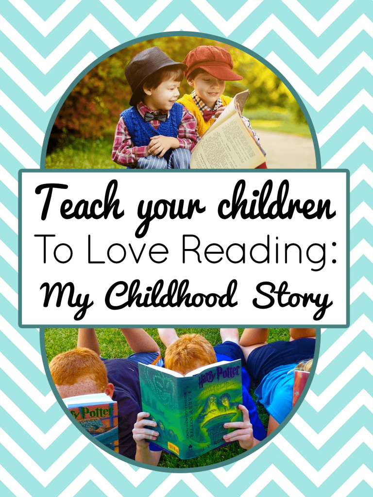 Teach Your Children To Love Reading _ imagine forest