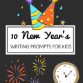 10 New Year's Writing Prompts For Kids Imagine Forest