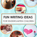 Fun Writing Ideas for Kindergartenen Writing Games imagine forest