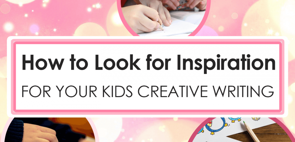 How to Look for Inspiration for Your Kids Creative Writing imagine forest