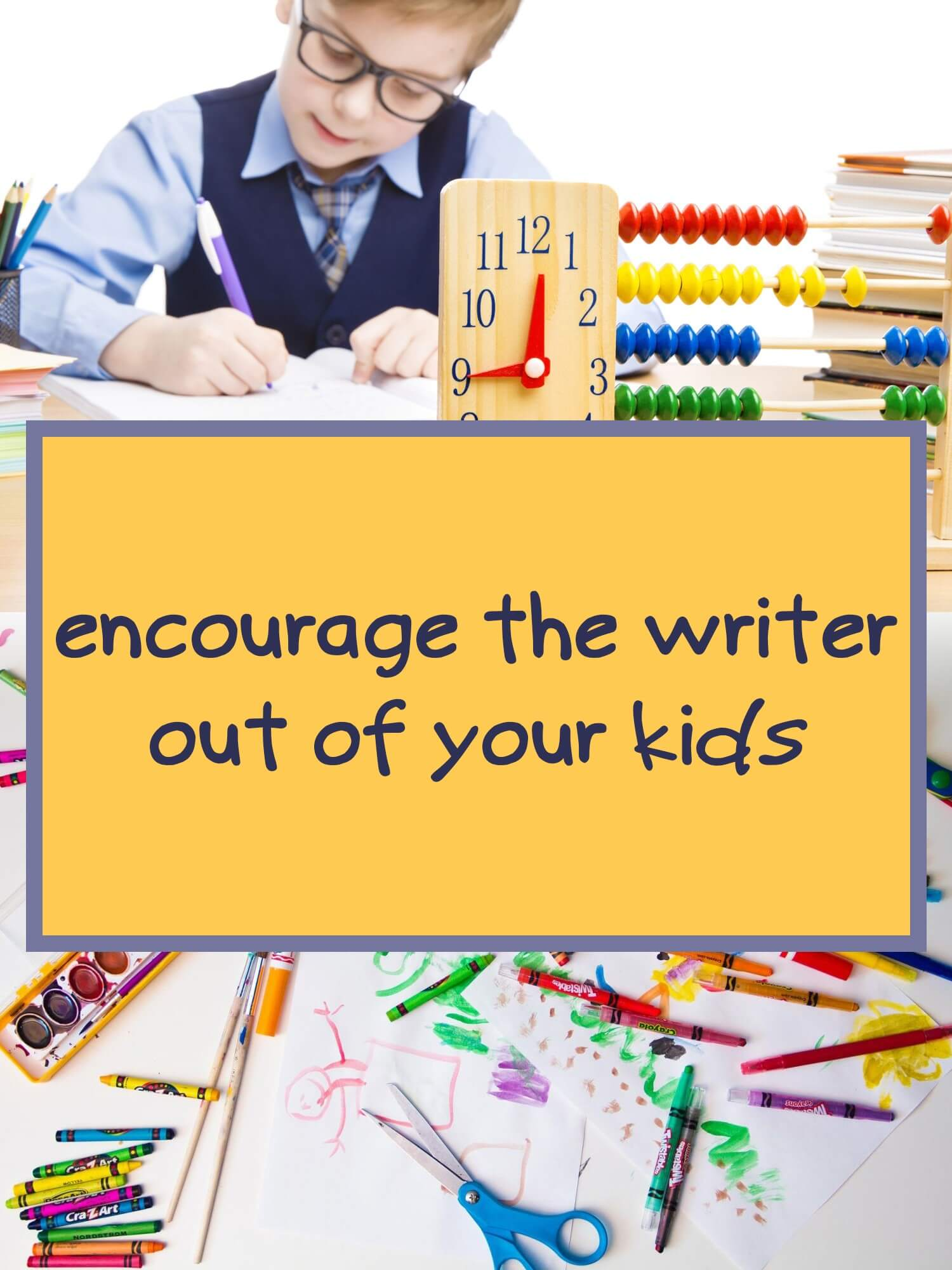 How to encourage your little one to write a short story imagine forest
