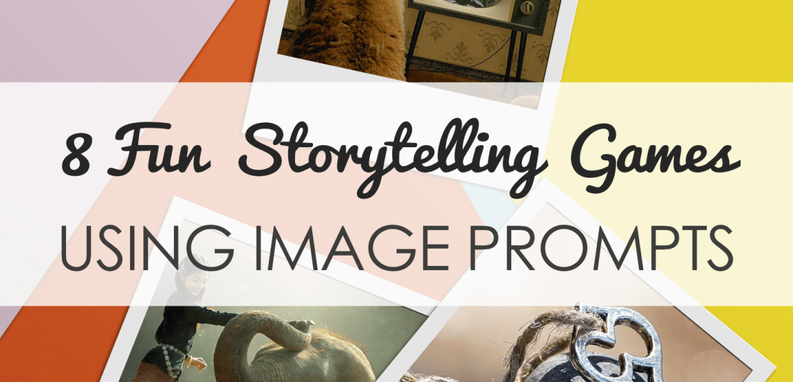 8 Fun Storytelling Games Using Image Prompts_imagine forest